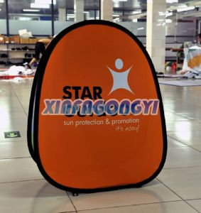 Promotional Pop up Banner, Stand Banner pictures & photos
