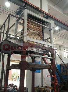 Single Winder Film Blowing Machine pictures & photos