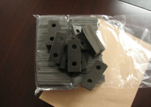 Silicone Sponge Gasket, Silicone Foam Gasket Made with Close Cell Silicone Sponge pictures & photos