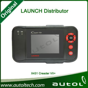 Original Launch Creader Professional Cerader VII+ Crp123 Launch Crp123 New Generation of Core Diagnostic Product pictures & photos