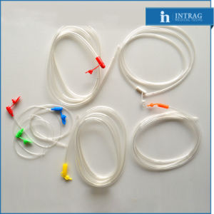 Disposable Medical Suction Tube pictures & photos