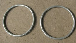 Metal Circle Ring