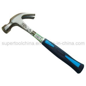 Drop Forged One Piece Steel Claw Hammer (544210) pictures & photos
