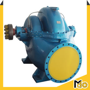 High Capacity Horizontal Centrifugal Double Suction Water Pump pictures & photos