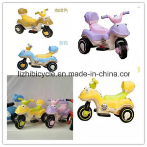 Battery Operated Kids Motorcycle Mini Child Electric Motorcycle pictures & photos
