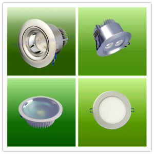 IP40 5W LED Downlight with 10 PCS LED