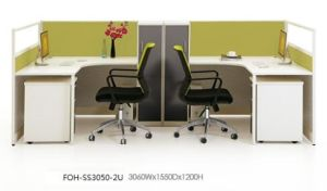 High End Modern Commercial Office Desk Cubicle Room pictures & photos