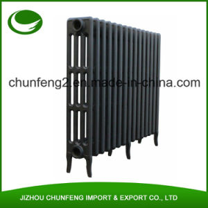Four Columns Central Heating Radiators for Export pictures & photos