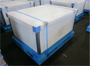 Foldable Honeycomb Box for Logistic