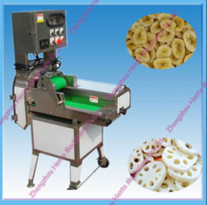 Industrial Fruit Banana Slicing Machine from China Supplier pictures & photos