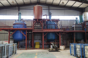 Low Free Formaldehyde Furan Resin for Resin Sand Moulding Production Line pictures & photos