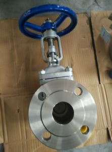 JIS 10K Stainless Steel Gate Valve pictures & photos