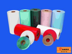 Saturated Polyester Film Polyester Nonwoven Laminates pictures & photos