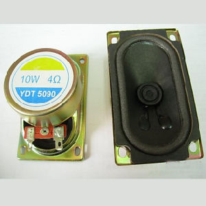 TV Speaker 5090 8ohm Window Intercom Speaker with Foam Edge (YDT-5090) pictures & photos