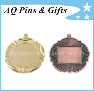 Custom Medals with Engraving Back pictures & photos