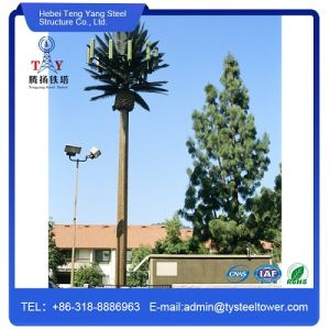 Good Product Camouflage Tree Tower for Telecommunication pictures & photos