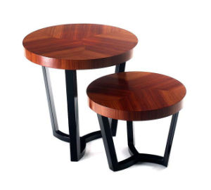 Antique Style Solid Wood Side Table pictures & photos
