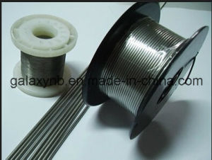 High Quality Titanium Wire Stright or Rolled pictures & photos