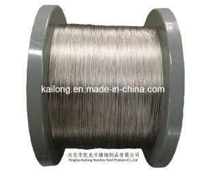 Dia. 0.8mm; 7X7 Stainless Steel Wire Rope pictures & photos