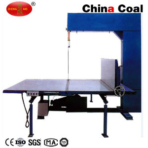 Ecmt-109 110 Manual Electric Vertical Foam Cutter pictures & photos