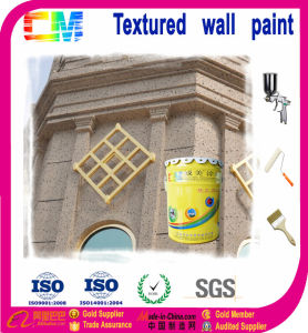 Outdoor Building Weather Resistant Deco Textured Wall Paint