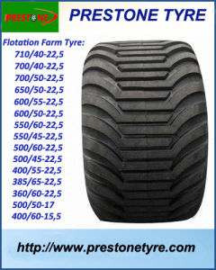 700/40-22.5 600/55-22.5 550/45-22.5 400/55-22.5 360/60-22.5 400/60-15.5 Industrial Flotation Tractor Tyre / Farm Implement Tyre / Agricultural Trailer Tyre pictures & photos