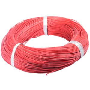 Silicone Rubber Cable (22AWG with UL3212) pictures & photos
