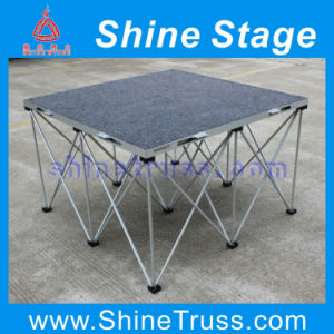 Inddor Aluminum Stage, Pop up Stage pictures & photos