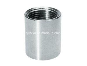 Stainles Steel Thread Full Coupling pictures & photos