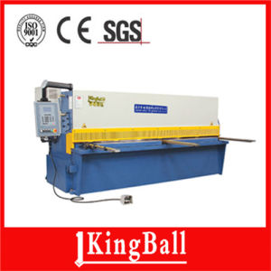 High Quality Hydraulic Shearing Machine (QC12Y-16X6000) pictures & photos