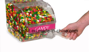 Yyb Acrylic Candy Box with Label pictures & photos