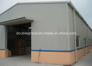Prefabricated Steel Structure Storage Shed (DG1-018) pictures & photos