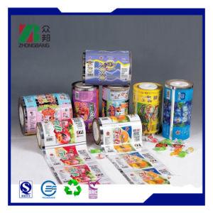 Pet/VMPET/PE Laminated Printing Milk Powder Packaging Material pictures & photos