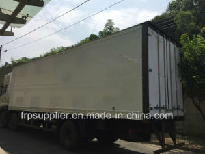 EPS/XPS/PU Sandwich Panels /Refrigerated Truck Body/Steel Dry Cargo Truck Bodies for Sale pictures & photos