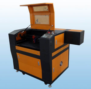 CO2 Wood/Glass Laser Engraver (FLC6040) pictures & photos