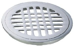 "4""Zinc Floor Drain for Bathroom pictures & photos"