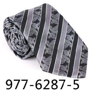 New Design Fashionable Stripe Paisley Necktie 6287-5 pictures & photos