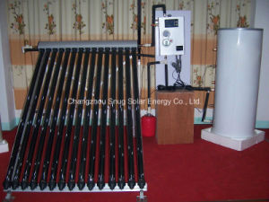 Heat Pipe Solar Geyser System with Controller pictures & photos