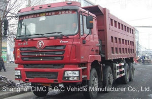 SHACMAN F3000 8X4 Euro IV Dump Truck (F3000) pictures & photos