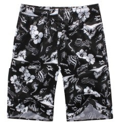 Top Quality Fashion Beach Pants Cool Dry Wear Shorts (LOG-110) pictures & photos