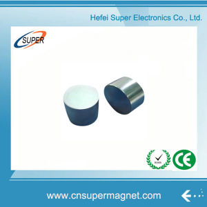 Permanent Sintered SmCo Cylinder Magnet for Motor pictures & photos