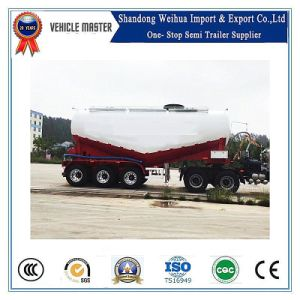 40m3 Bulk Cement Tank Semi Trailer pictures & photos