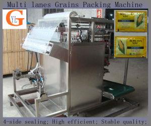 Multi-Lane 4-Side Sealing Sugar Packaging Machine (sweetener; salt) pictures & photos