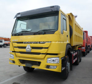 Sinotruck HOWO 6X4 371HP Dump Truck Zz3257n3247b pictures & photos