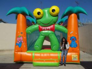 Frog Inflatable Jumping Castle, Kids Bouncy Houses, Bouncy Castle Inflatable Games China pictures & photos