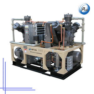 40bar Oil Free Air Compressor (2-22WW-2.2/40)