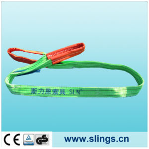 W Lifting Eye Type for Webbing Sling 2tx1m Safety Factor 7: 1 pictures & photos