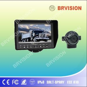 "7"" Digital Car Security Rearview System /Front CCD Camera pictures & photos"