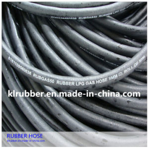 High Pressure Rubber Liquid Petroleum Gas Hose LPG Hose pictures & photos