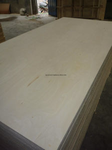High Quality Furniture Birch Plywood for Decorative Use with Low Price pictures & photos